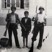 Three Youthful Snipers