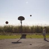 Richard Playing Basketball 603