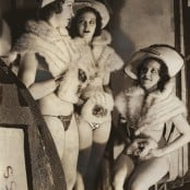 """Backstage – Burlesque Strip-Steppers"", 1936"