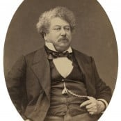 Portrait of Alexandre Dumas, ca. 1865