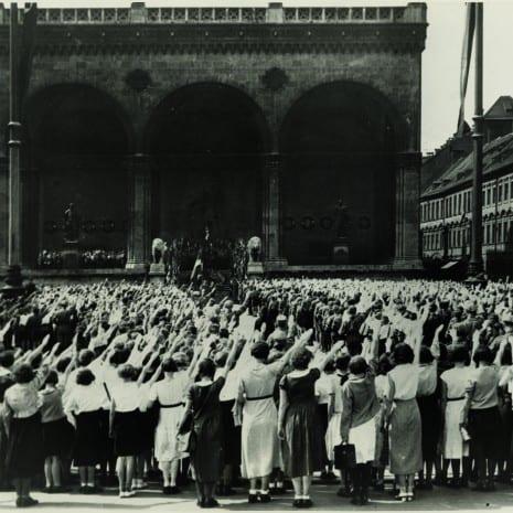 """""""Hail to Hitler"""", May 16, 1933"""