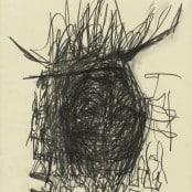 Baselitz o.T. head, 1968
