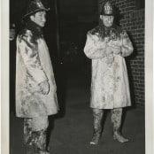 Weegee Men in White, 1943